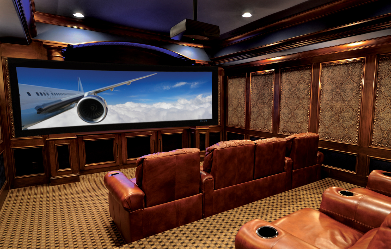 Home Theater Design and Installation | HomesFeed