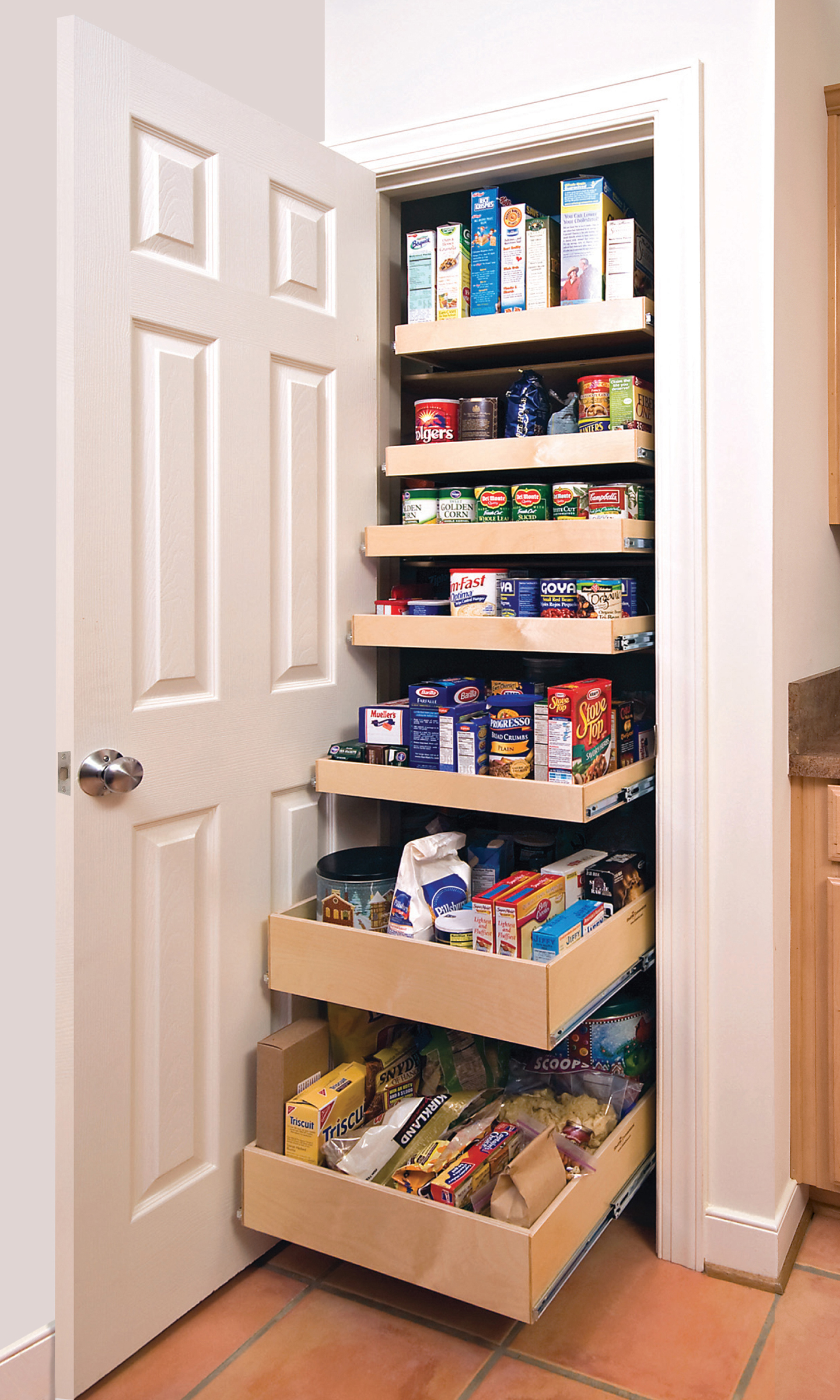 small kitchen storage ideas ikea gallery | Decorate IKEA Pull Out Pantry in Your Kitchen and Say ...