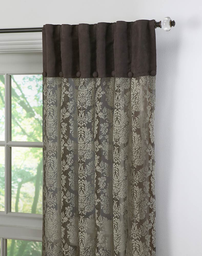 Inverted Pleat Drapes That Will Smarten Your Window ...