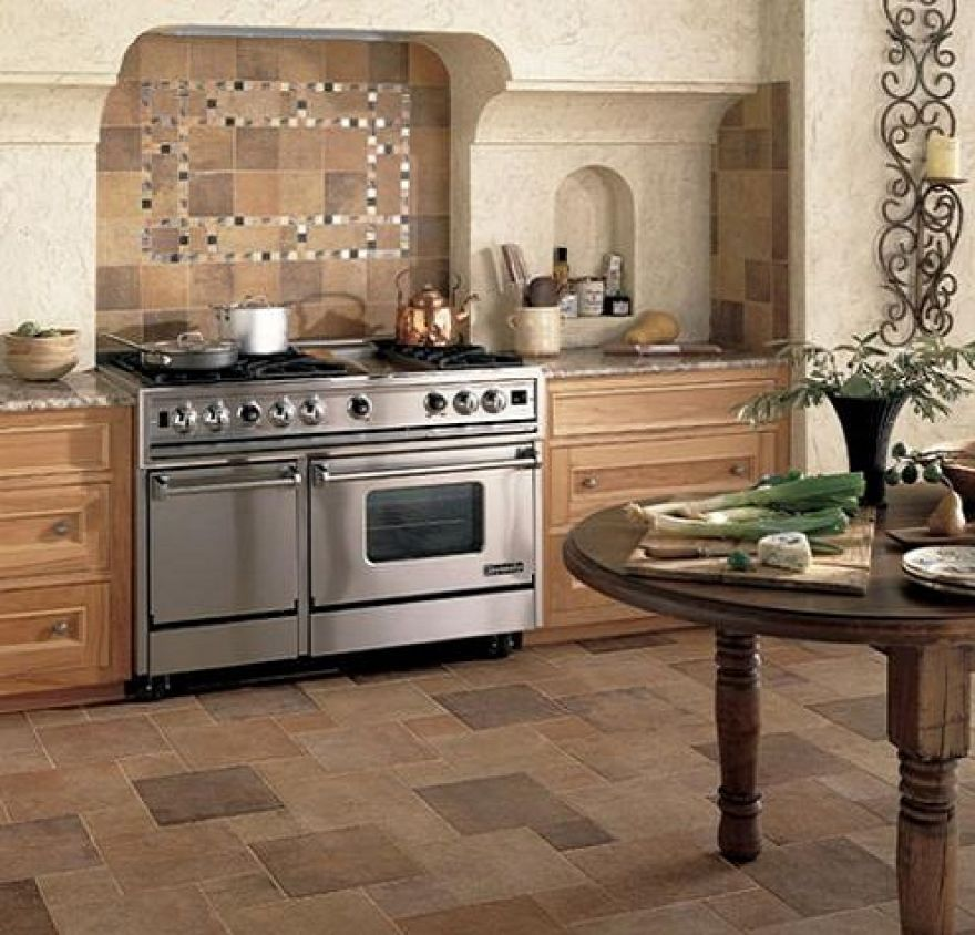 Other Option For The Kitchen White Cabinets Black Floor: Make Your Kitchen Decoration More Alive With The Excellent