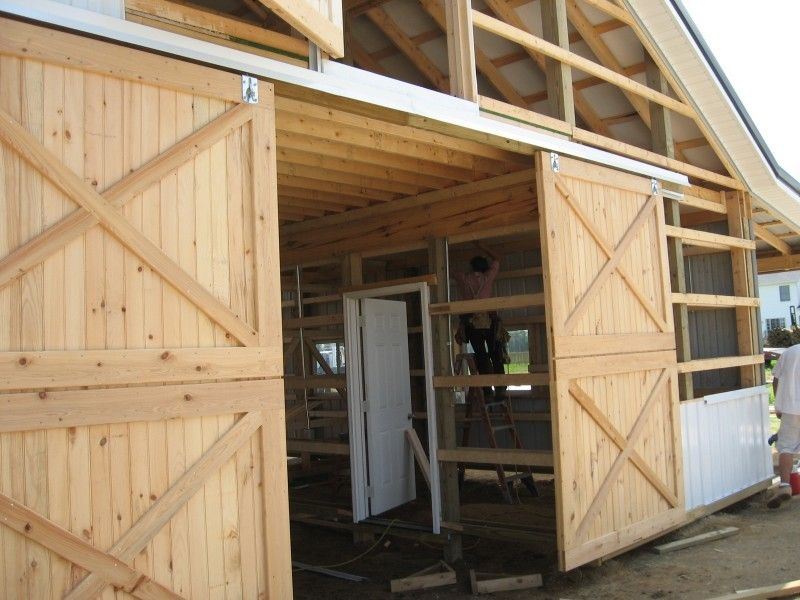 How To Make A Barn Door To Bring Countryside Nuance Inside Your Home Interior Homesfeed
