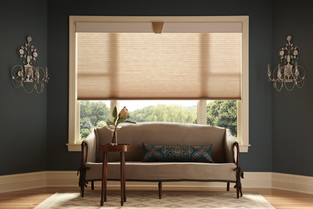 Costuming Graber Blinds A Stunning Window Treatment That