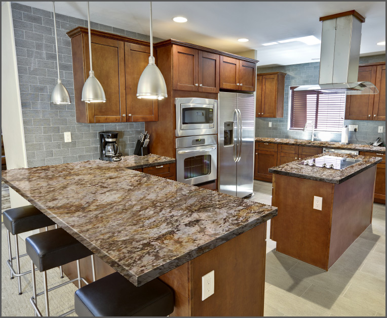Luxurious Granite Kitchen Island Marble Kitchen Countertop A Marble Top  Table For Electric Stove Metal Electric