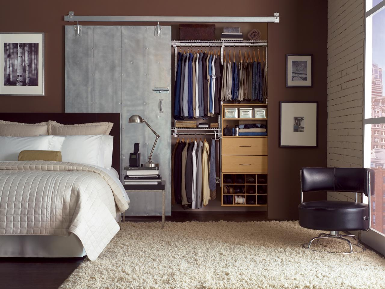 Barn Doors for Closets That Present Rustic Outlooks in Unique ...