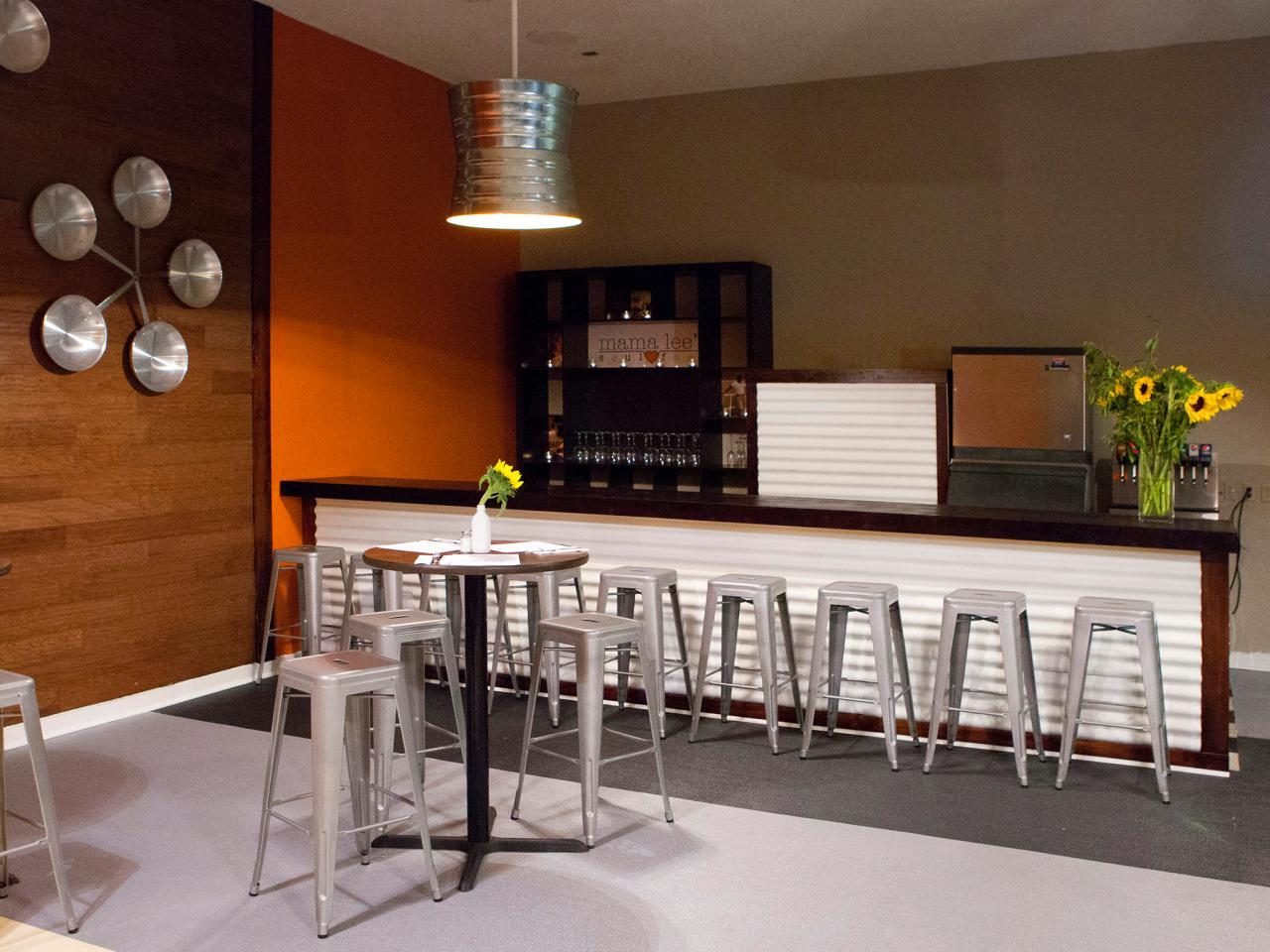 Bar Designs For Home Basements HomesFeed - Simple basement bars
