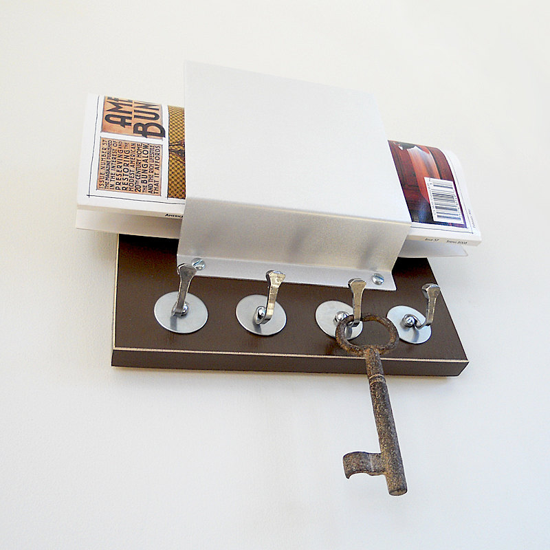 modern hanging key holders for wall in
