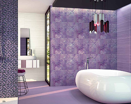 Bathroom Furniture Interior Design ~ Casa antica tile lifts every interior to face expensive