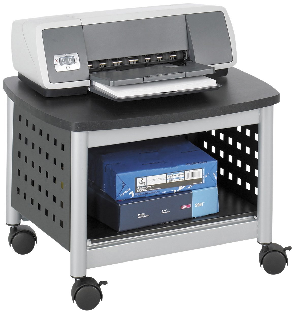 Maximize The Use Of Your Office Space With Printer Stand