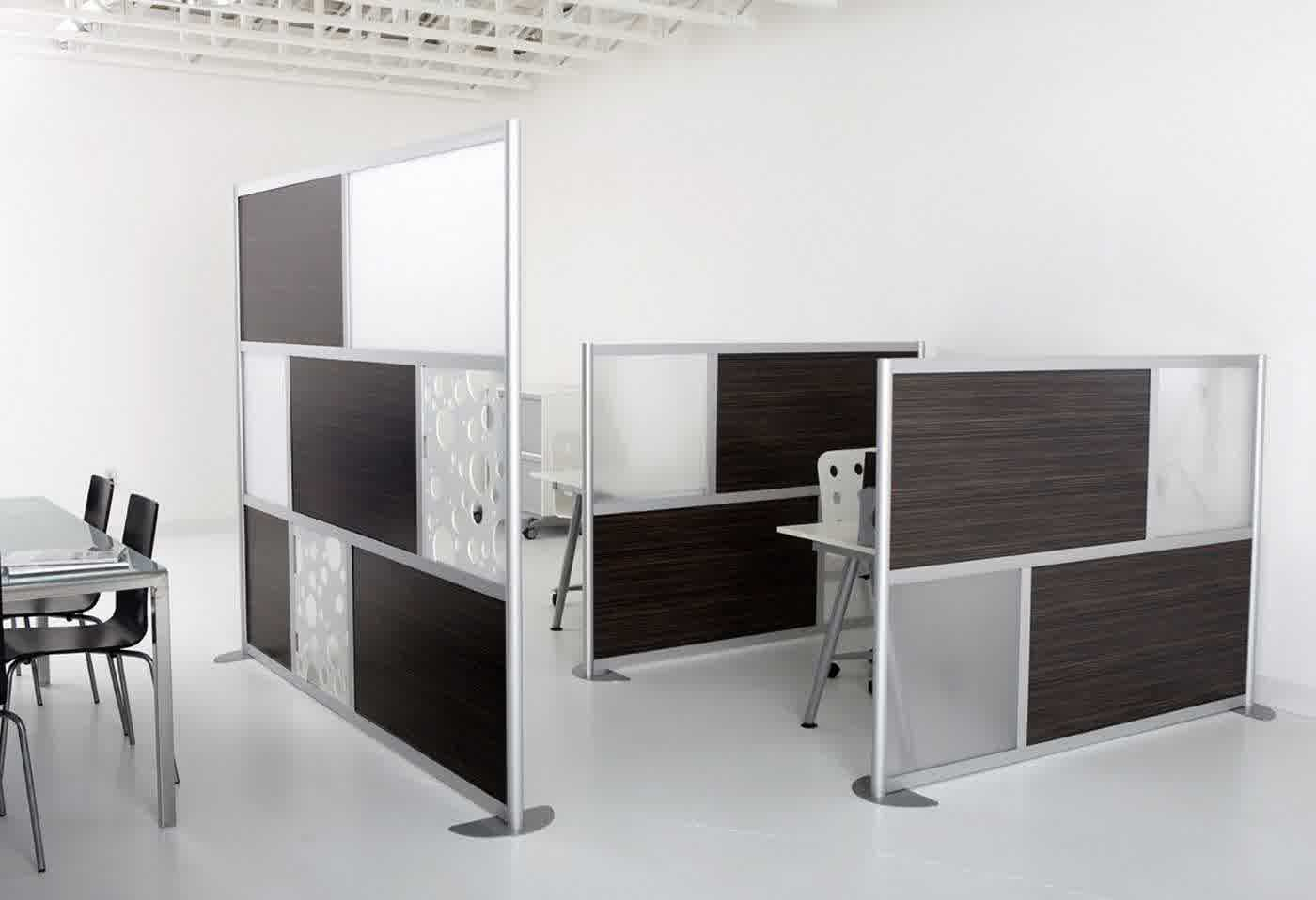 the different styles of ikea office dividers that will