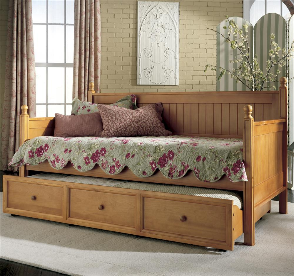 Lovely Pictures Of Daybeds With Trundle And Storage Plus Floral Bedding Set And  Cushions And Gray Rug