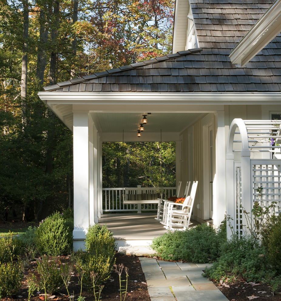 How to design front porch designs for ranch style homes Outside veranda designs