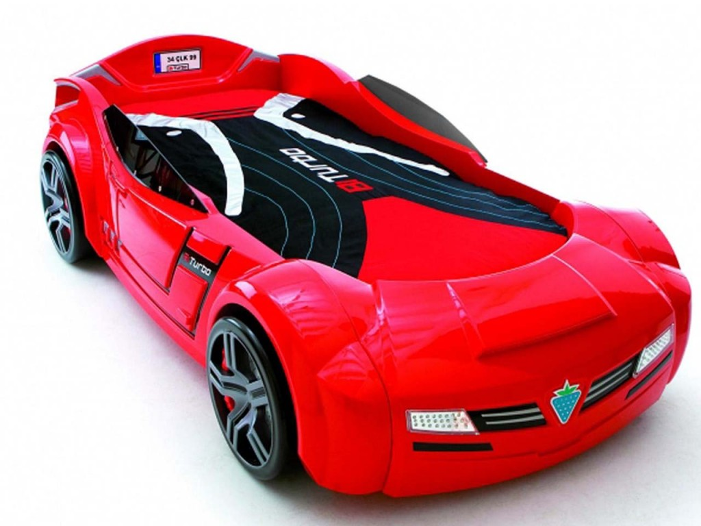 Build imaginative bedroom ideas with race car beds for for Motor racing for kids