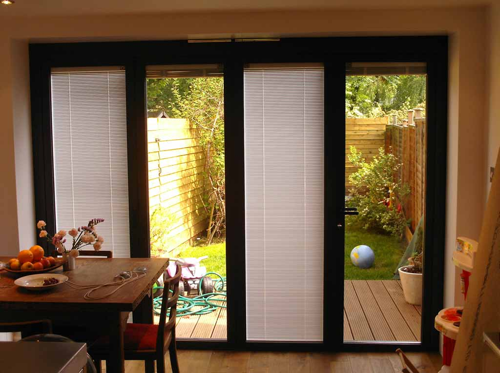 Simple Window Covering For Sliding Glass Door With Blinds Together Small Dining Room Square