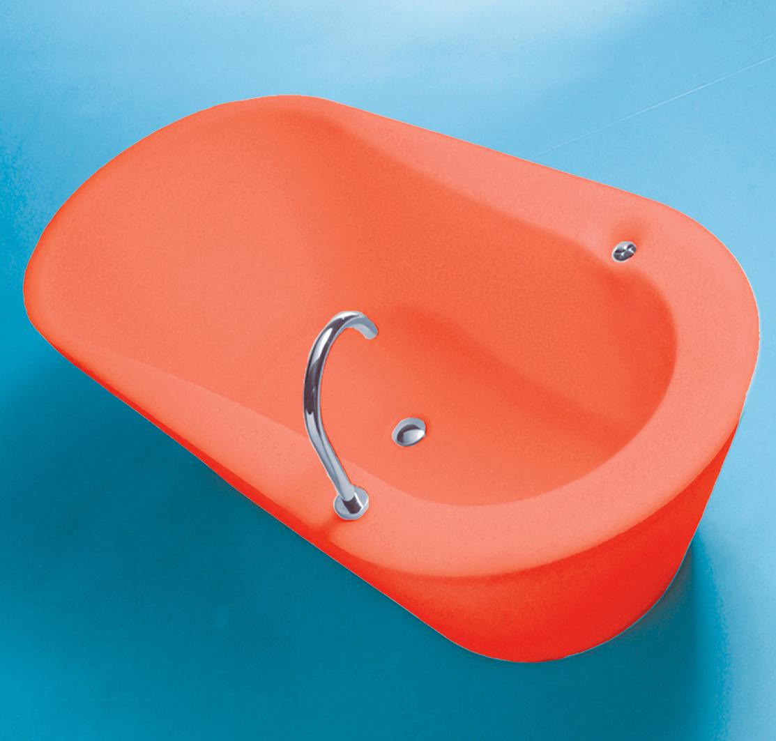 Make Your Bathroom Alive With Colored Bathtubs Homesfeed
