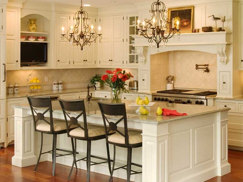 Large kitchen islands with seating and storage that will for Kitchen island with seating