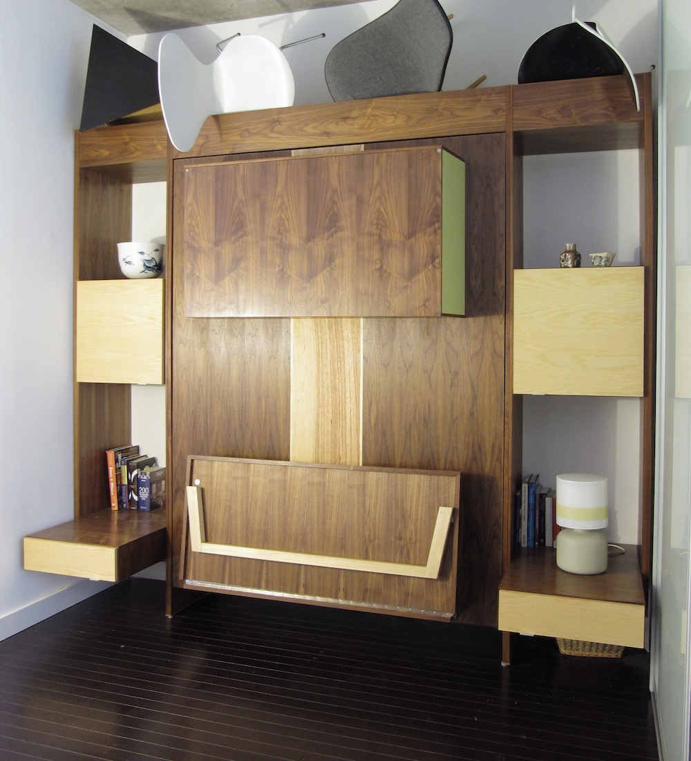 Fold Up Wall Bed A Brand New Style To Have Comfortable