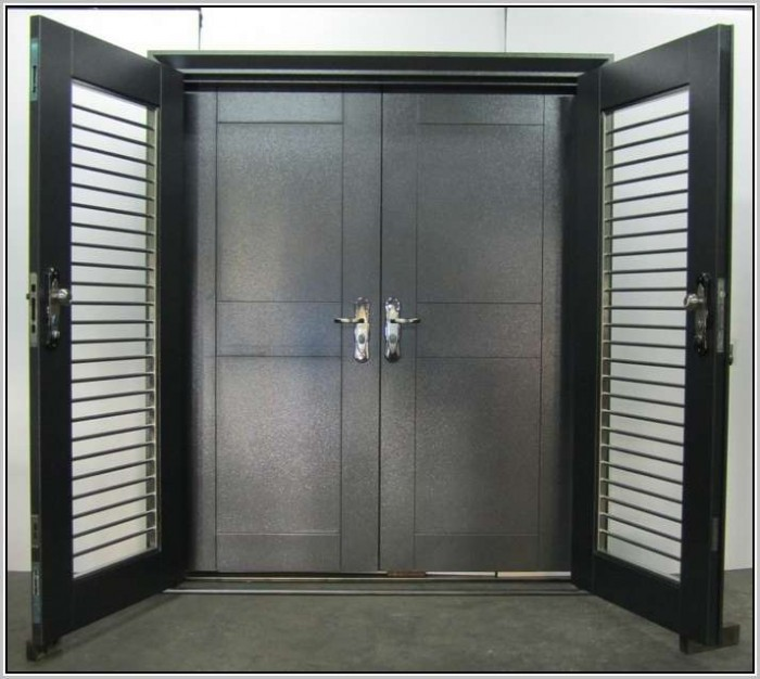 Unique design security doors homesfeed for Door design johor bahru