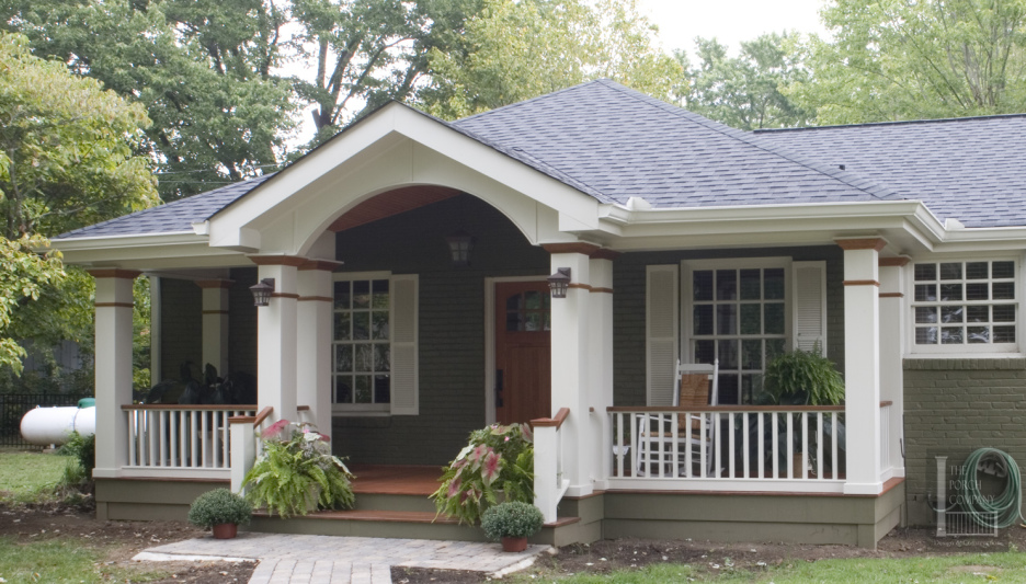 Emejing Front Porch Designs For Ranch Style Homes Ideas Interior