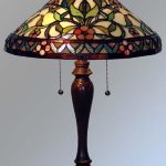 Unique Table Lamp In Classic Style