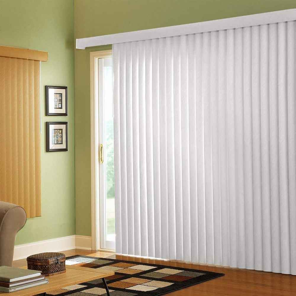 Window Covering For Sliding Glass