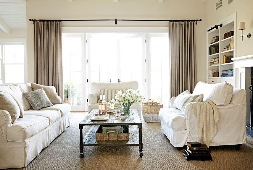 curtain ideas for big windows curtain rods window coverings for large windows with beige curtain in stunning living room white fabric sofa convert your tedious window covering these astounding