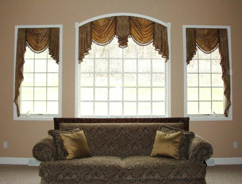 How to choose the right window treatments for wide windows for Right window