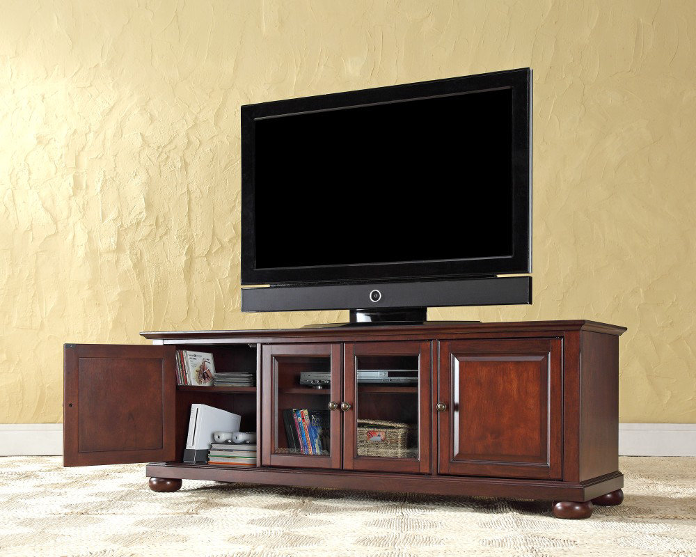 Low Profile Media Consoles in the Living Room to Keep Your Media ...