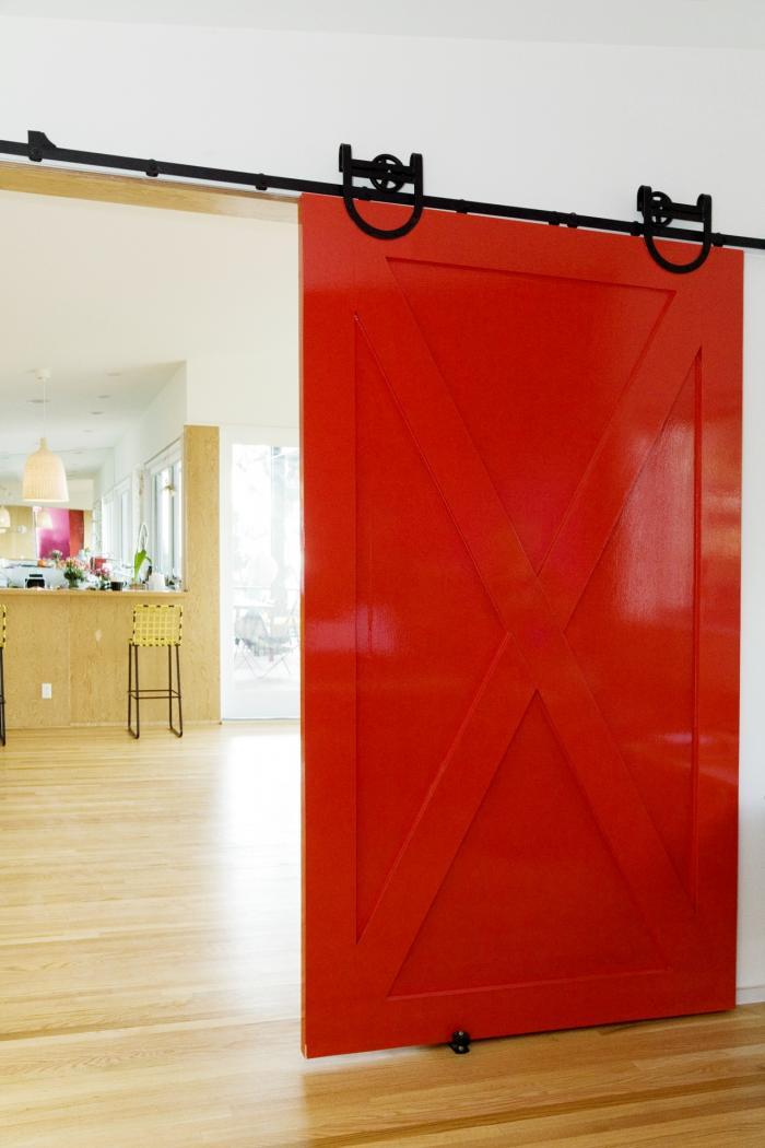Barn Doors For Closets That Present Rustic Outlooks In Unique