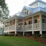 wrap around porches for mobile country home idea