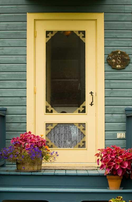 Screen Door Designs : Unique home designs screen doors buying guide homesfeed