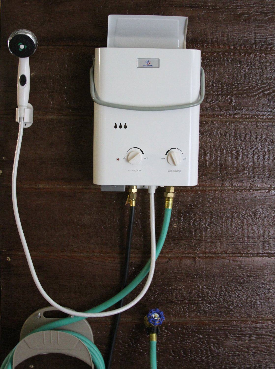 Small Bathroom Water Heater: The Most Simple And Stylish Water Heater In Bathroom That