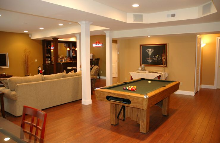 Do these before applying basement decorating idea homesfeed - Basement makeover ideas ...