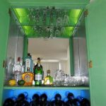 Barmoire small bar idea
