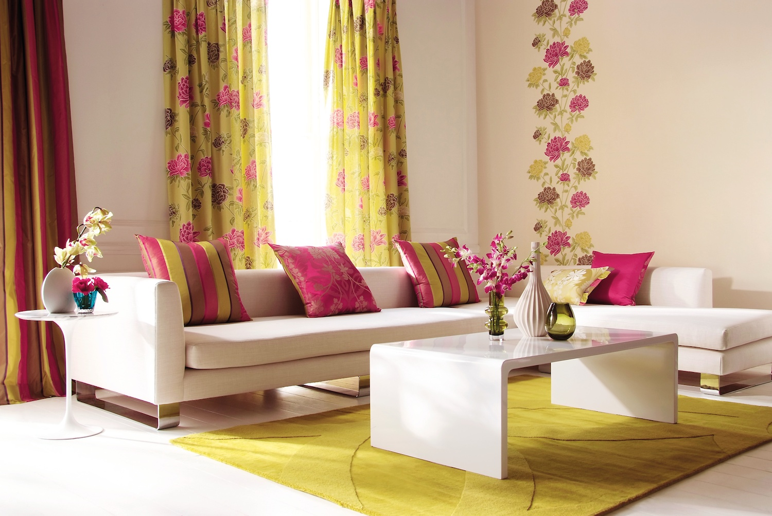 Pink Living Room Chair Living Room Curtains Ideas Bright Extra Wide Shower Curtain In