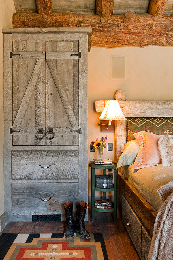 Inspiring rustic bedroom decor ideas homesfeed for Barn style bedroom ideas
