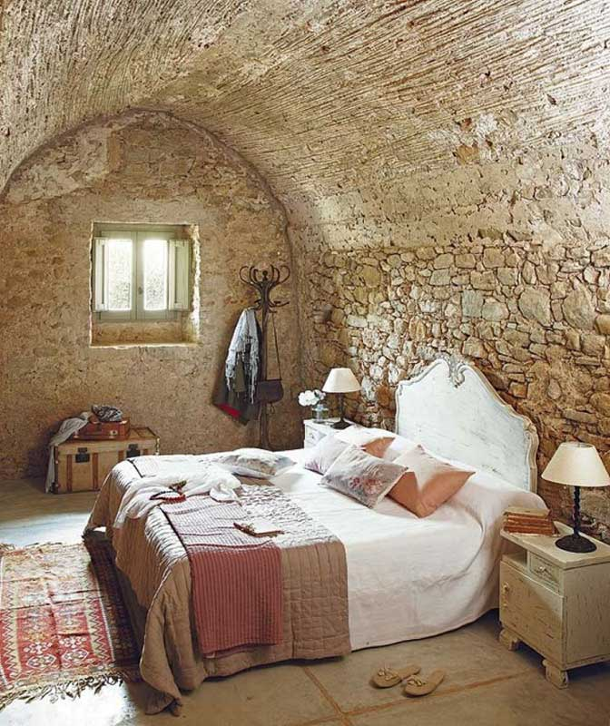 Inspiring Rustic Bedroom Decor IdeasHomesFeed