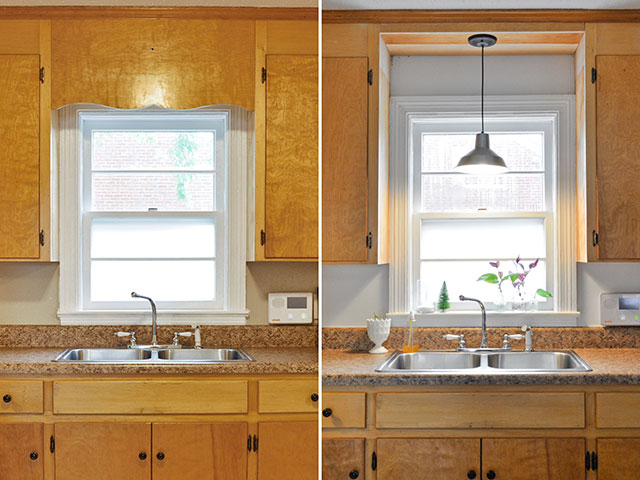 Http Homesfeed Com Over Kitchen Sink Lighting Ideas