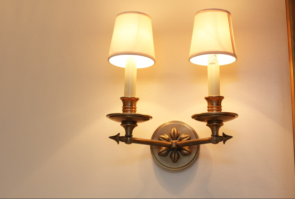 Double Wall Sconces Light Fixture