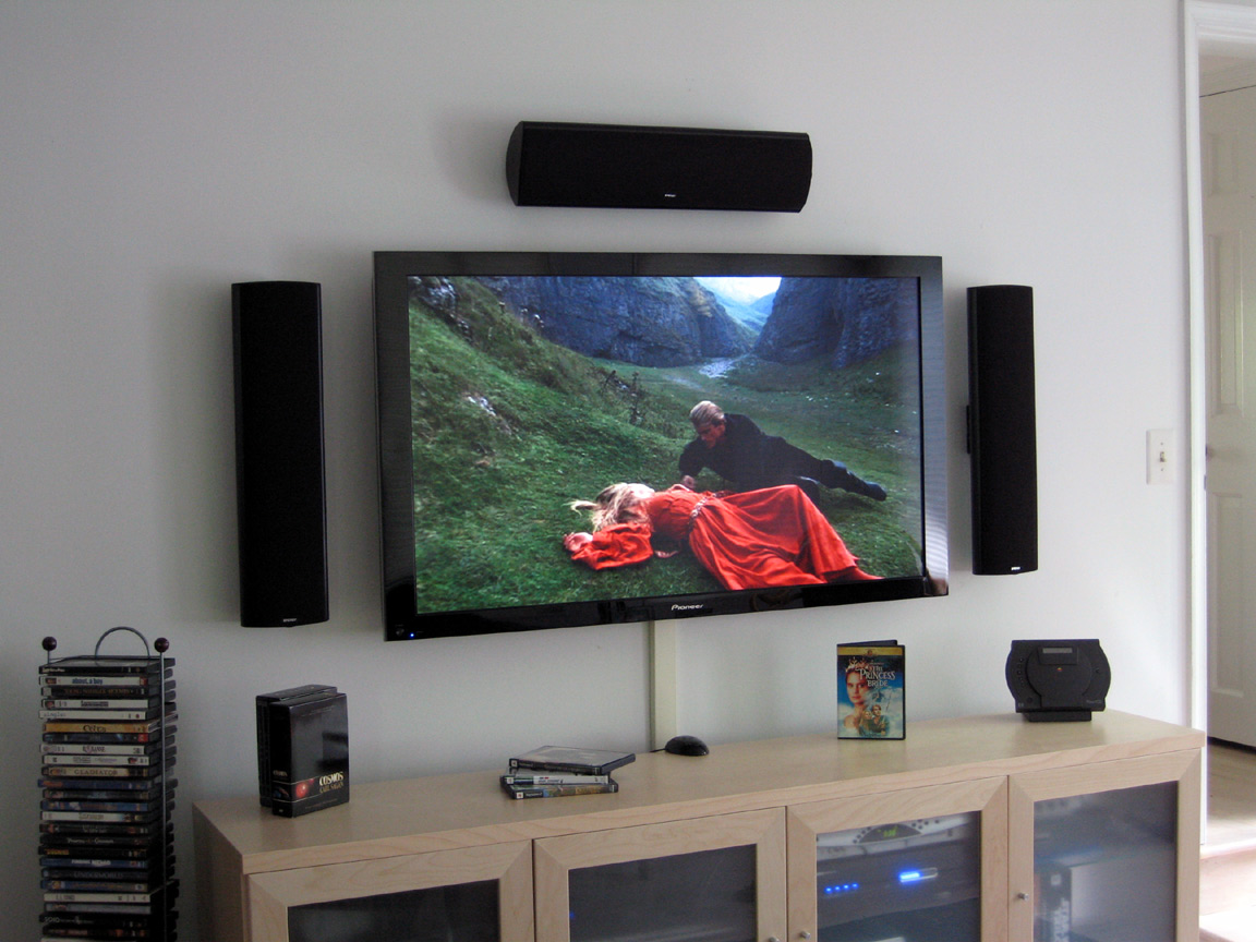 Mounted Tv Ideas How To Decorate Them Beautifully Homesfeed