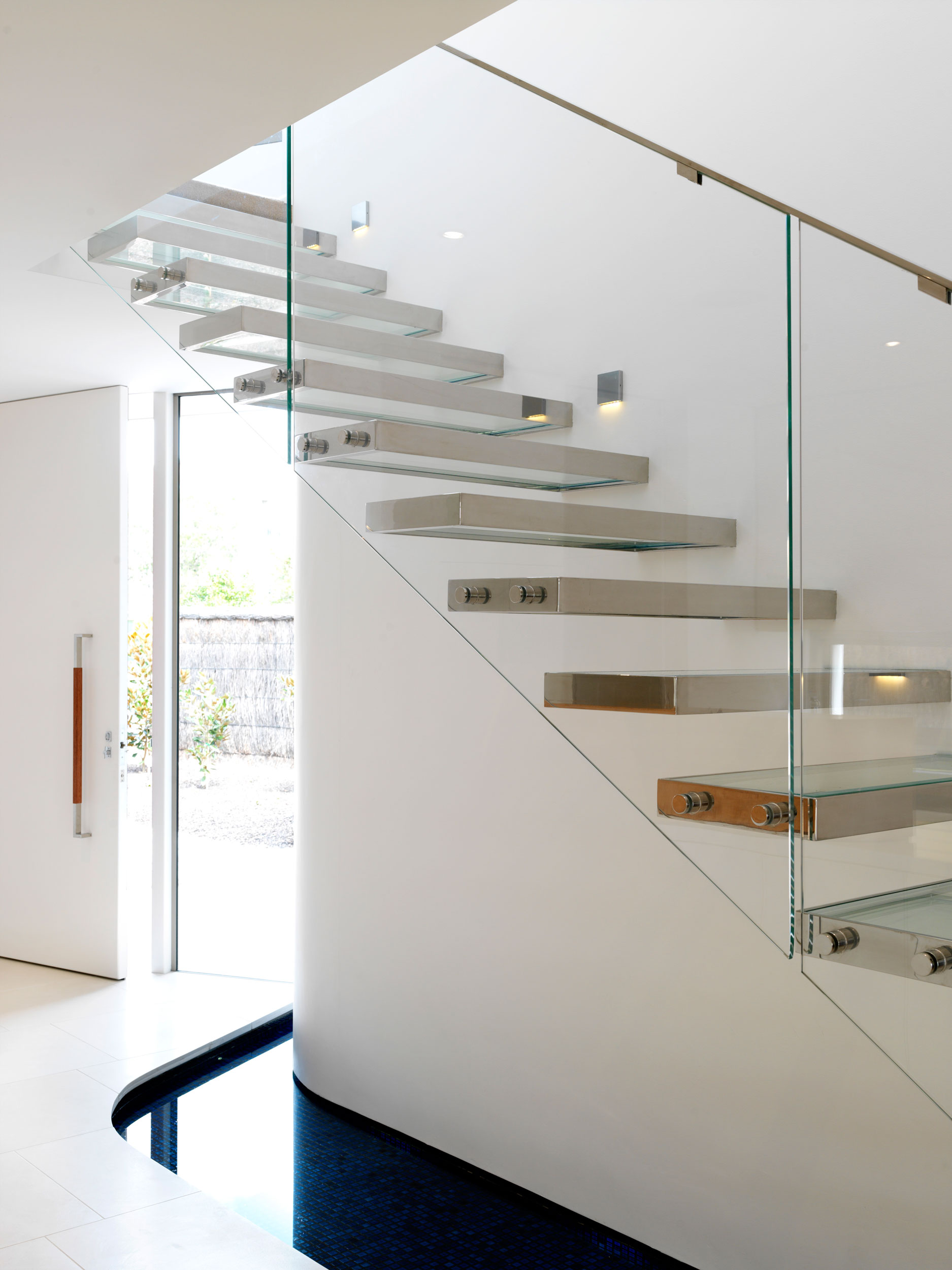25 Best Ideas About Modern Staircase On Pinterest: Modern Handrail Ideas For More Stylish Staircase