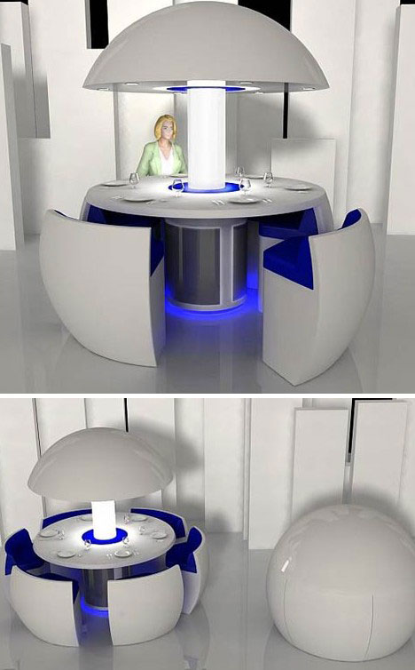 Top List Of Futuristic Chair Designs Homesfeed
