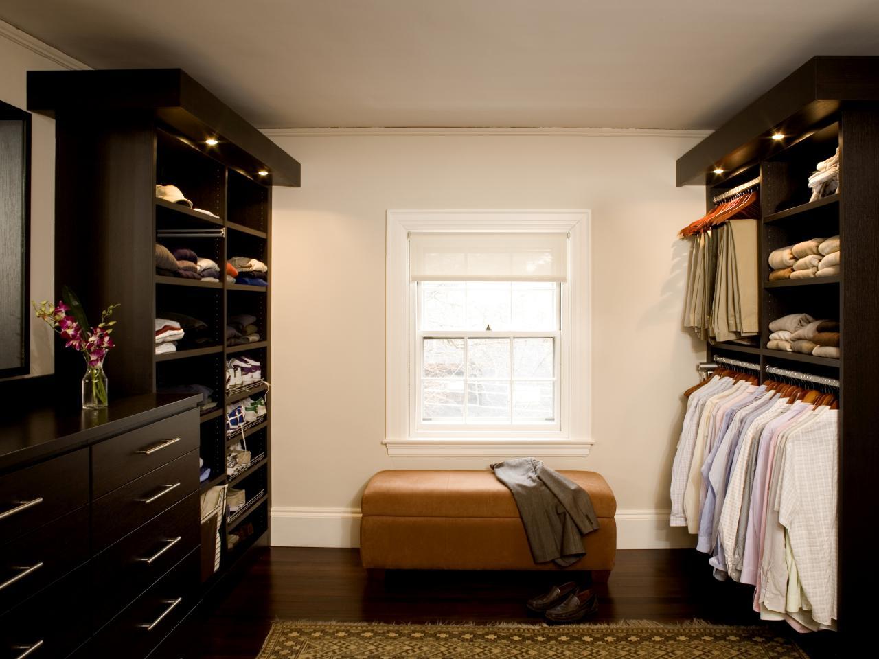 Walk In Closet Lighting Ideas Homesfeed