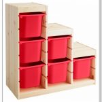 Lightwood box storage in small size