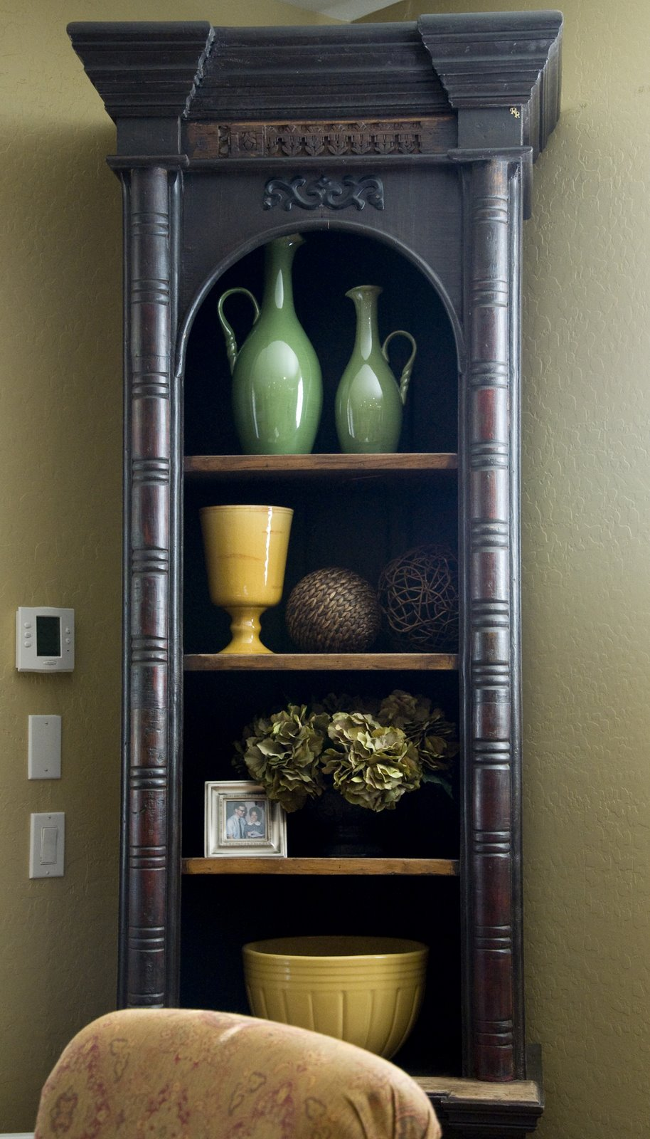Kitchen Corner Decorating How To Decorate A Corner How To Decorate Corner Shelves Home