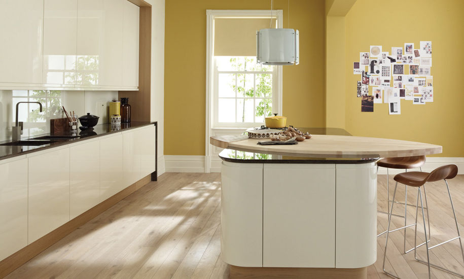 Curved Kitchen Island Ideas For Modern Homes HomesFeed