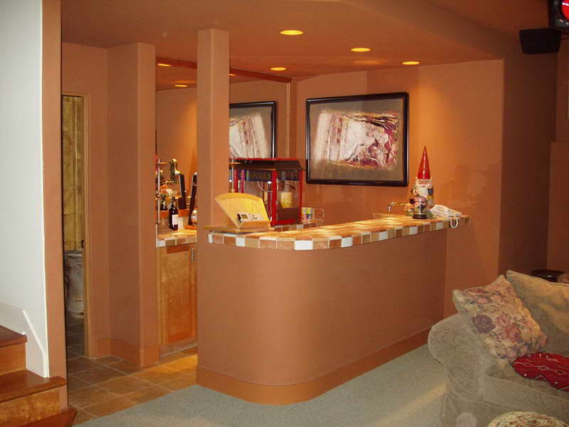 Basement Bar Ideas For Small Spaces