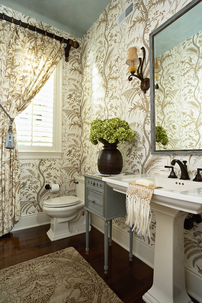 Toilet Room Designs: Small Powder Room Designs