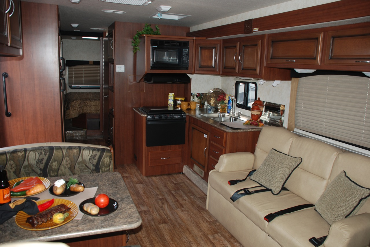 Modern rv interiors - About