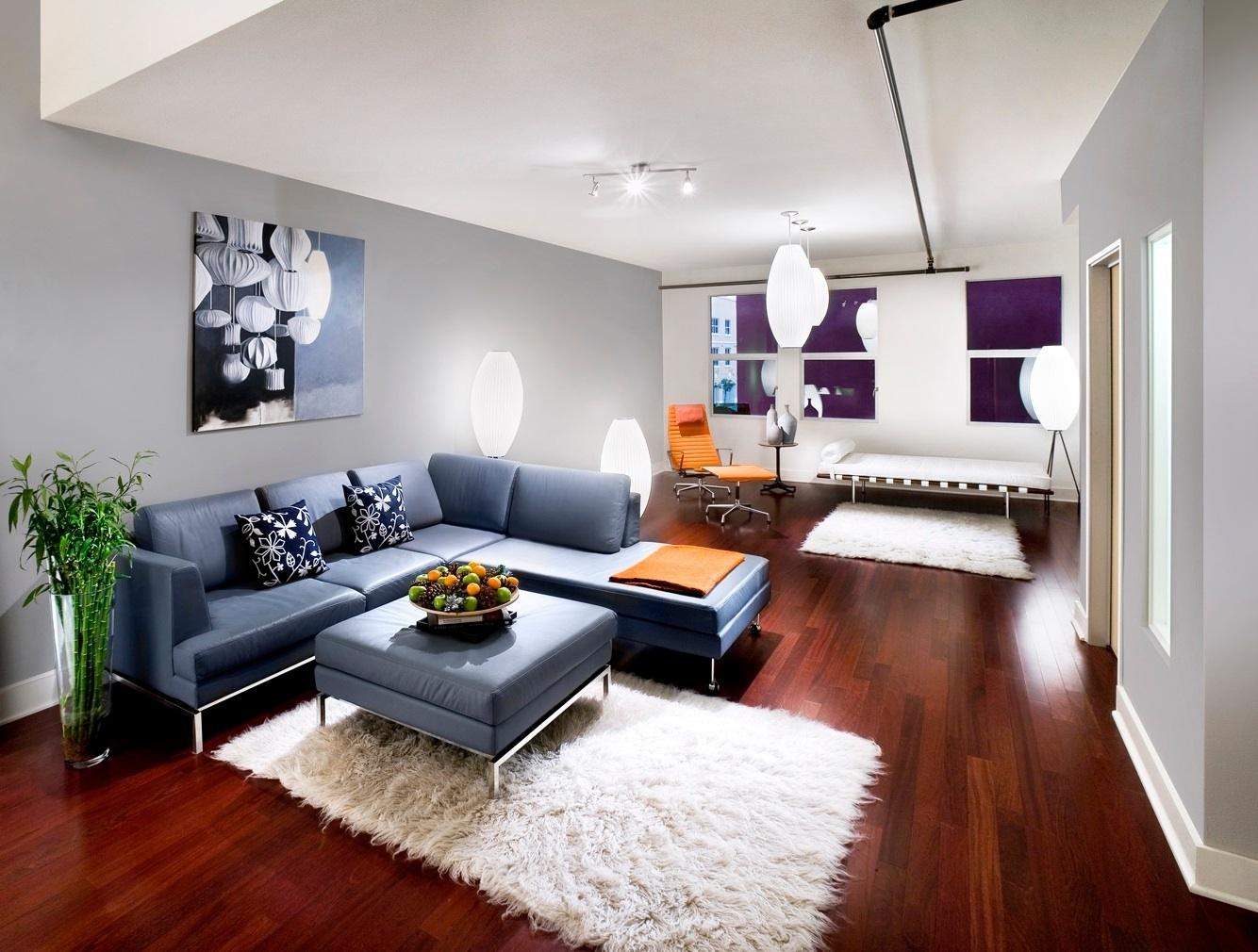 Loft Furniture Ideas. Loft Apartment Interior Design Ideas Home ...