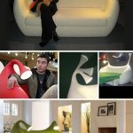 Shrek chair in different color options